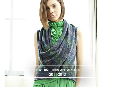 2011-2012 FALL & WINTER SINFONIA ANTARTICA VOL.110