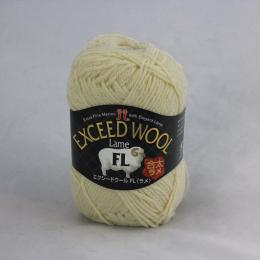 EXCEED WOOL FL LAME 中细线 可编织宝宝、孩子衣物