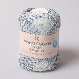 WASH COTTON CROCHET GRADATION 细线