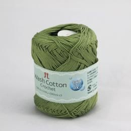 WASH COTTON CROCHET 细线纯色